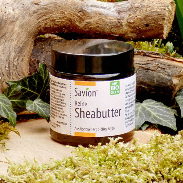 Reine Sheabutter 120 ml